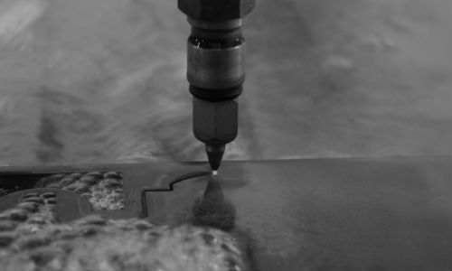 usługu cięcia wodą waterjet wamech